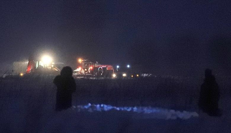 Власти Новосибирской области помогут семье жительницы Новосибирска, погибшей при крушении Ан-148 в Подмосковье