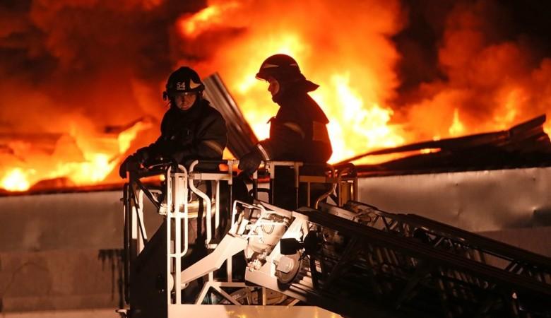 В Иркутской области пять пожаров унесли жизни семи человек