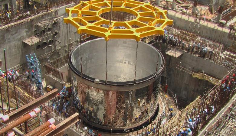 Китай разрабатывает ториевые реакторы на расплавах солей