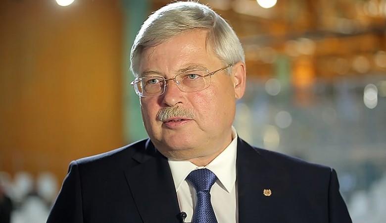 Жвачкин вступил в должность губернатора Томской области