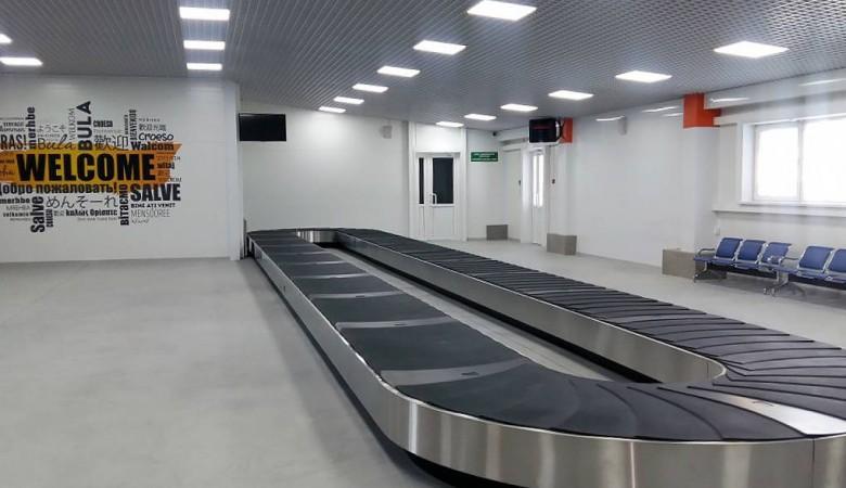 В аэропорту Барнаула открыли новый международный зал прилета