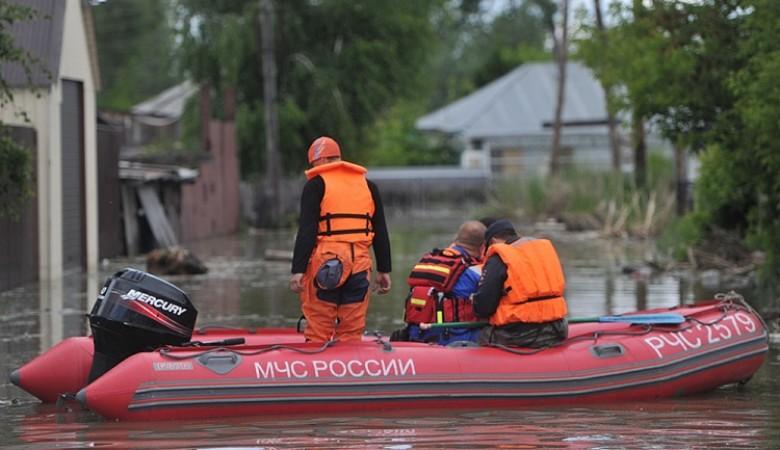 Новосибирская область стала лучшей по работе системы ликвидации ЧС в трех округах