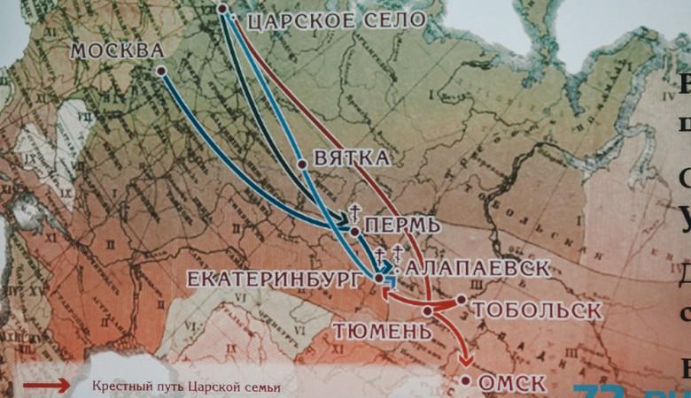 Омская область присоединится к«Императорскому маршруту» доконца 2018года