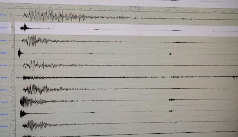 Землетрясение произошло на юго-востоке Тувы