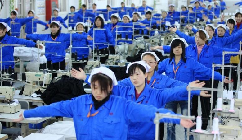 Промышленное производство Китая выросло в августе на 6%