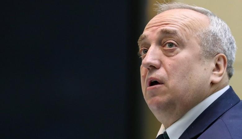 Совфед освободил Клинцевича от должности первого зампреда комитета по обороне