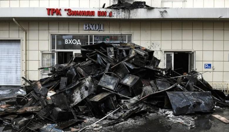 Двое детей из Томска, гостившие у бабушки в Кемерове, погибли при пожаре в ТЦ