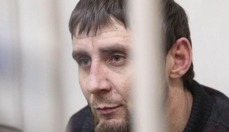 Осужденный за убийство Немцова Дадаев этапирован в колонию в Иркутске