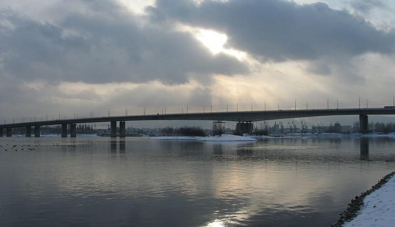Октябрьский мост в Красноярске переименовали в честь бывшего губернатора