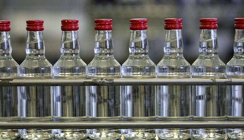 Партию поддельной водки на 15 млн рублей изъяли в Кемерове