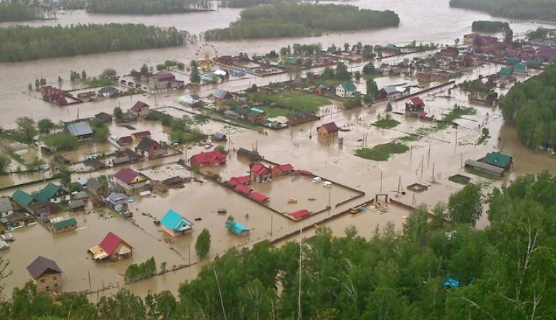 Вторая волна паводка началась в Республике Алтай