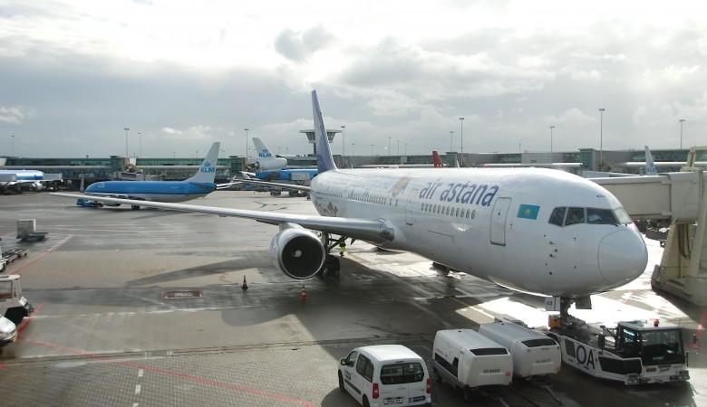 Казахстан запретил иностранцам владеть более 49% акций местных авиакомпаний