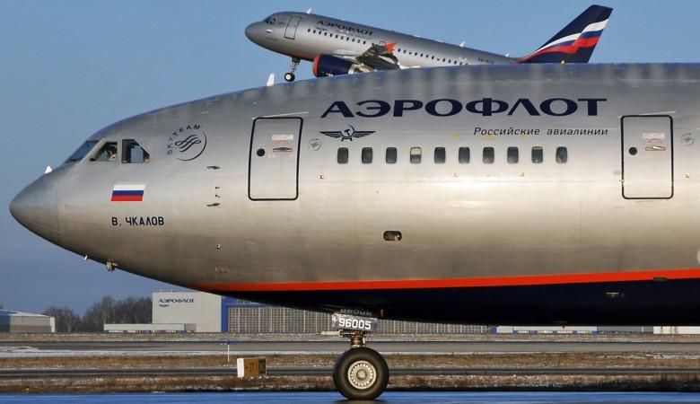 Рейс Москва-Красноярск сел в Новосибирске из-за сильнейшего мороза