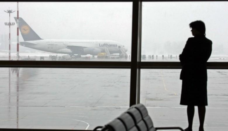 Самолет не смог приземлиться в аэропорту Абакана из-за сильного тумана, еще несколько рейсов задержаны