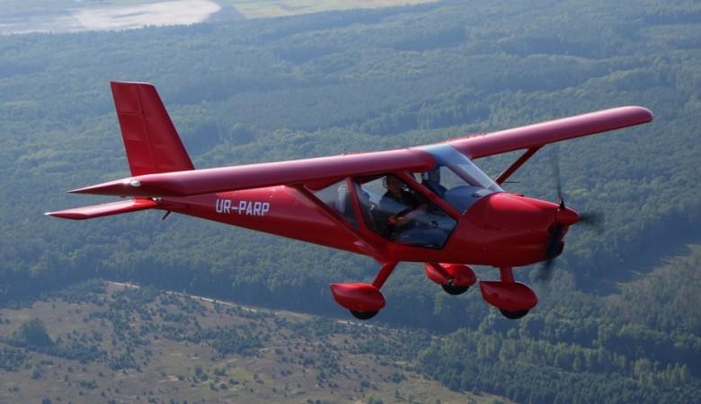 Суд запретил красноярской организации эксплуатировать сверхлегкие украинские самолеты
