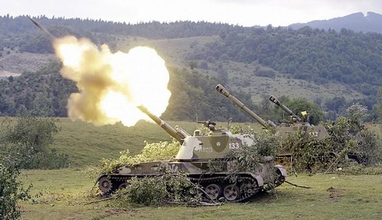 Артиллерия Восточного военного округа выходит на масштабные учения
