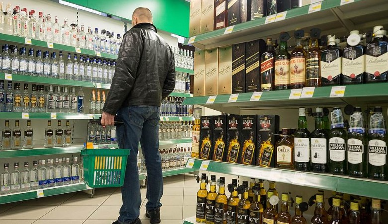 Нет пьянству: вЗабайкалье планируют подавать спирт всего три часа всутки