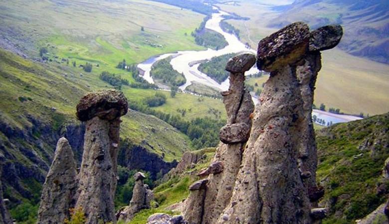 Инфраструктура туристических кластеров на Алтае будет создана к концу года