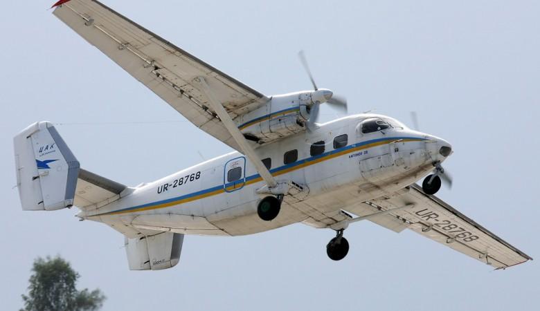 В Казахстане разбился Ан-28 с врачами на борту