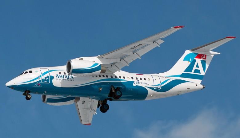 «Ангара» продолжит эксплуатацию Ан-148, несмотря на крушение самолета «СарАвиа»