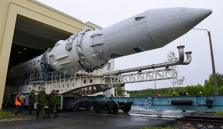 Российские военные спутники будут запускать ракетами