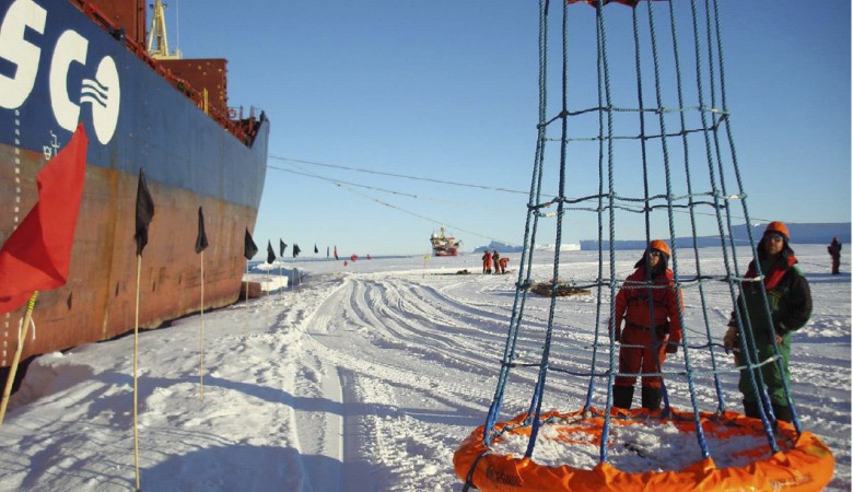 КНР направил астрономов вАнтарктику для создания обсерватории