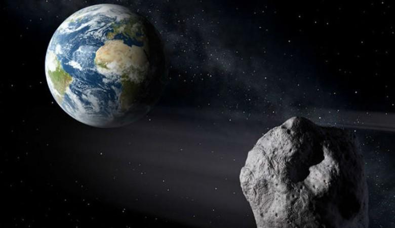 Русские астрономы смоделировали разрушение астероида при помощи ядерного оружия