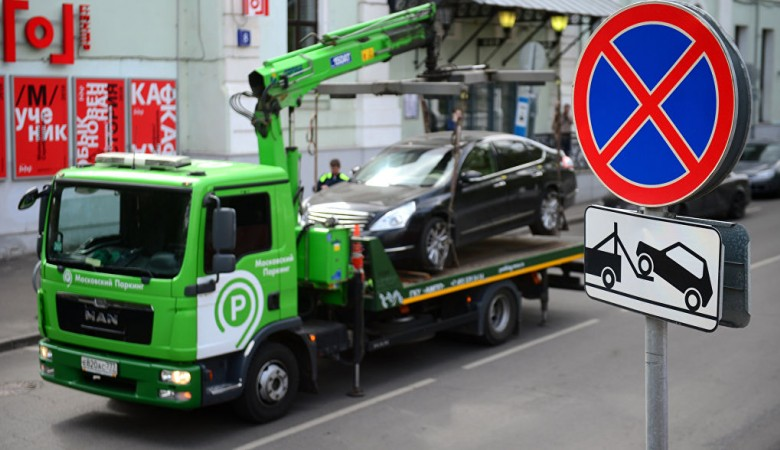 В ГД хотят отменить эвакуацию зимой неправильно припаркованные авто, не мешающие движению