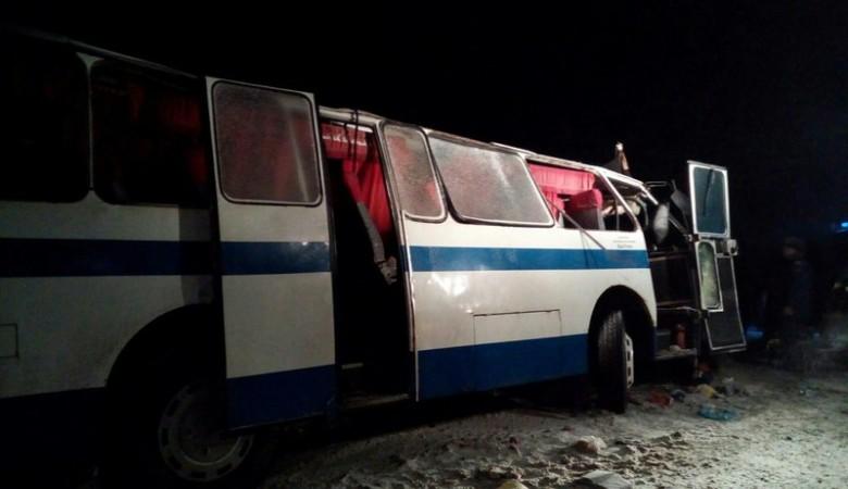 Власти Алтая проверят всех перевозчиков после аварии с автобусами
