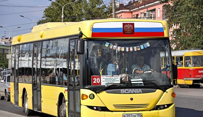 Водитель автобуса в Барнауле высадил в сугроб беременную женщину в предобморочном состоянии