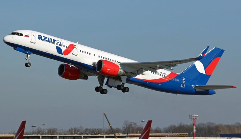 У летевшего из Таиланда в Кемерово самолета сработал сигнал о неисправности двигателя
