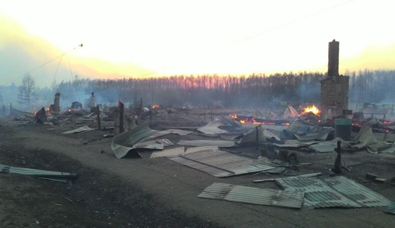 Путин просит прокуратуру проверить расходование средств на строительство жилья для погорельцев в Забайкалье