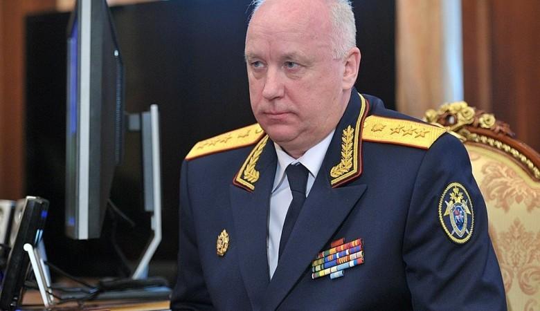 Бастрыкин назначил проверку главы томского СК после жалоб женщины, которая себя подожгла