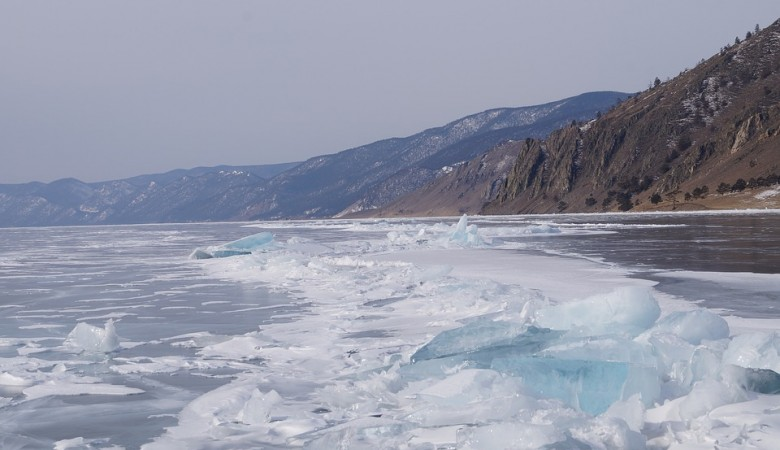 Землетрясение магнитудой 3 произошло на Байкале