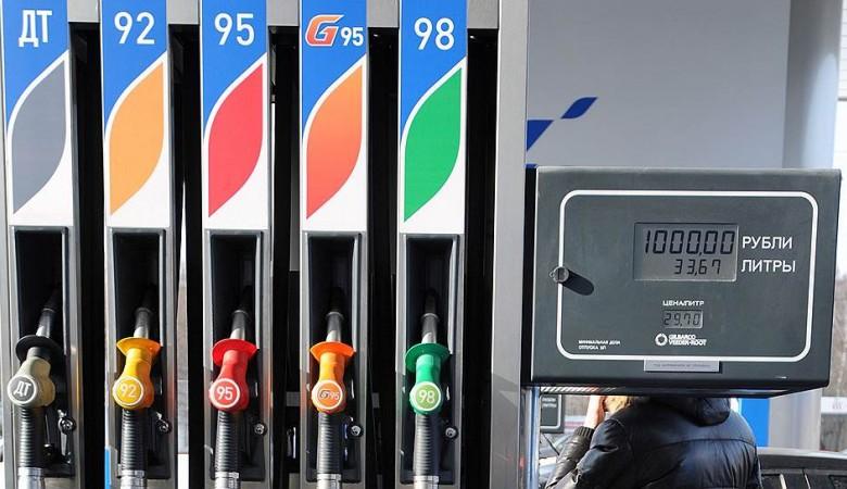Розничные цены на бензин в Забайкалье в октябре подскочили на 5-5,8%