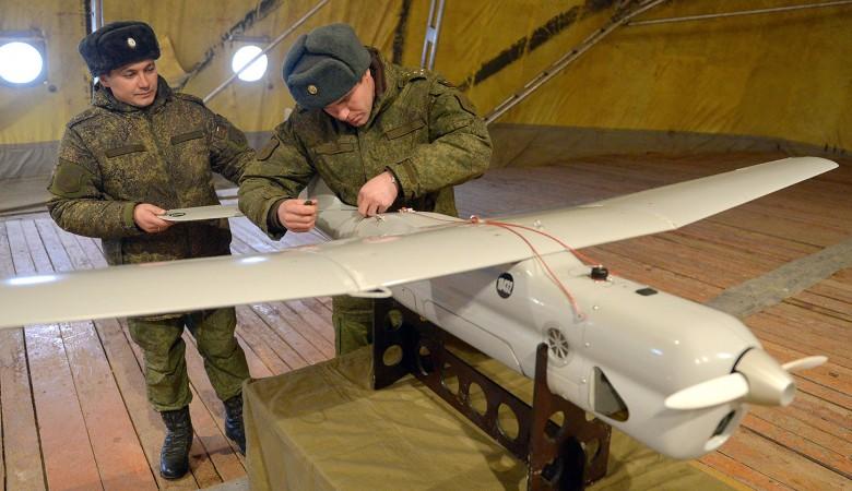 Сибирские мотострелки получили новые типы беспилотников