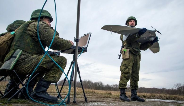 Построенный в Новосибирске беспилотник