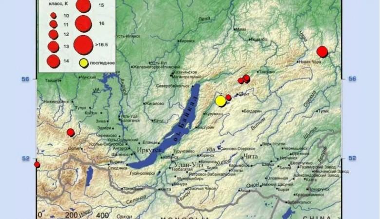 Жители Читы ощутили толчки от землетрясения в Бурятии