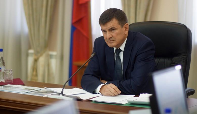 Руководитель правительства Иркутской области Александр Битаров уходит вотставку