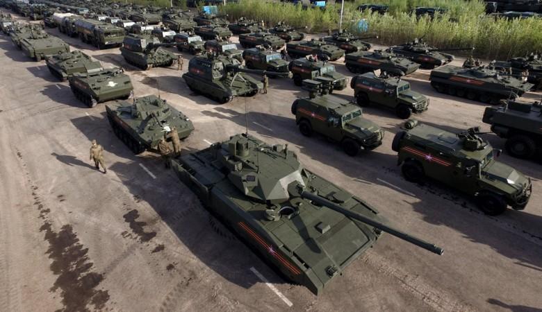 Мотострелковую бригаду в Кузбассе перевооружают на модернизированные БМП-2М