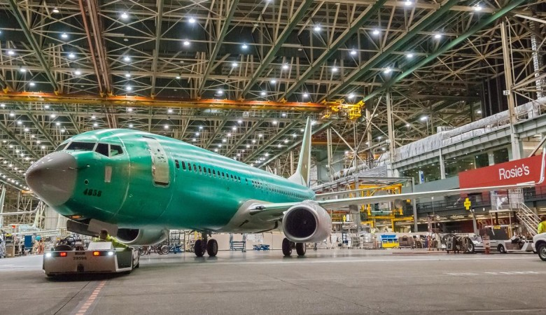 Boeing создаст в Китае свой первый зарубежный сборочный центр