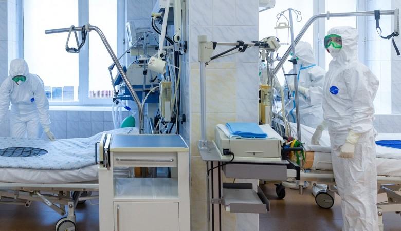 В России обновился суточный максимум по числу смертей от коронавируса