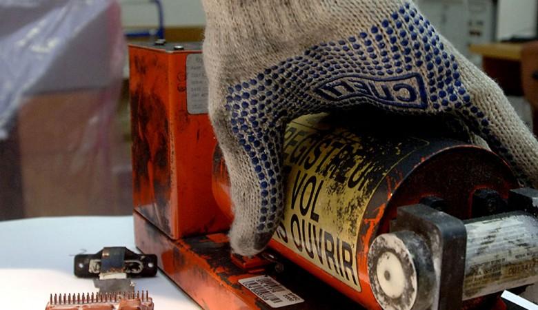 Найдены бортовые самописцы вертолета, разбившегося в Красноярском крае