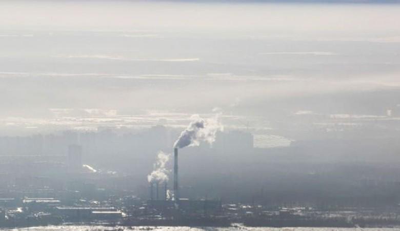 Синоптики снова предупредили о повышенном уровне загрязненности воздуха в Красноярске