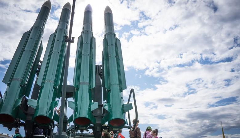 Новейшие зенитные ракетные комплексы Бук-М3 усилят 41-ю армию в Сибири