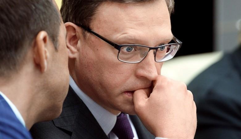 Врио губернатора Омской области Бурков сдал депутатский мандат