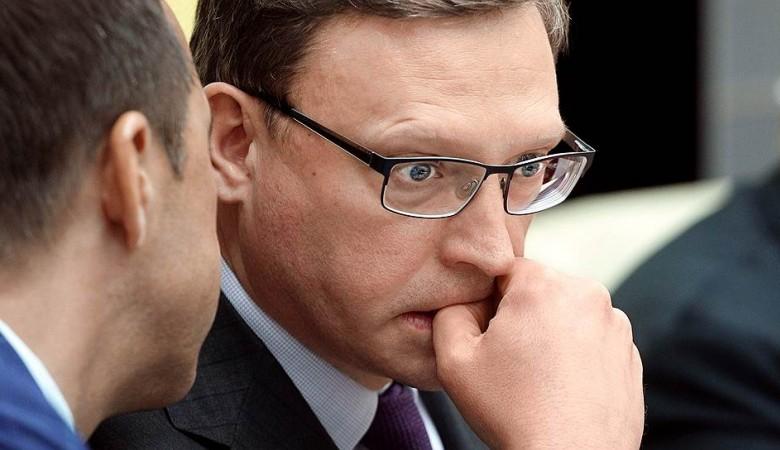 Бурков набирает 82,5% в Омской области после обработки 100% протоколов - облизбирком
