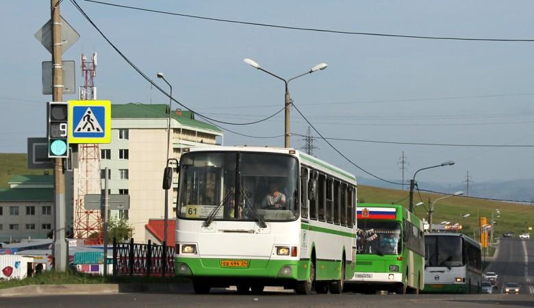 В Красноярске беременную высадили из автобуса на кладбище: не хватило 3-х рублей на билет