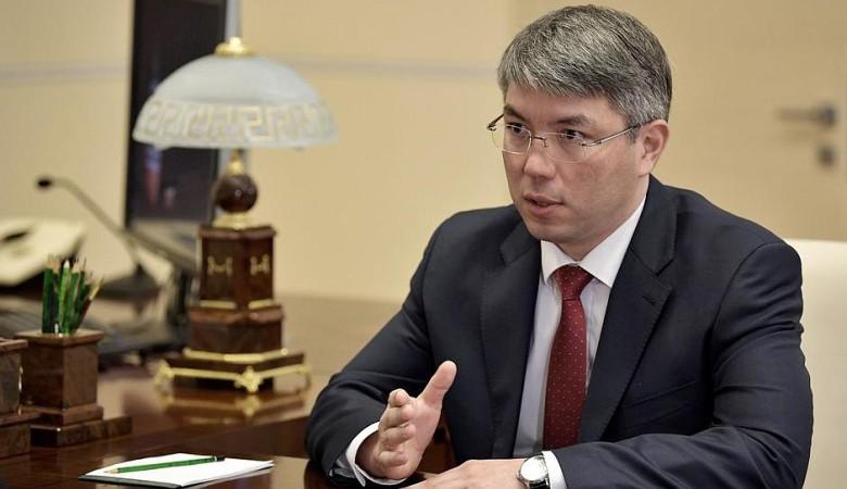 Врио руководителя  Бурятии стал экс-замминистра транспорта Алексей Цыденов