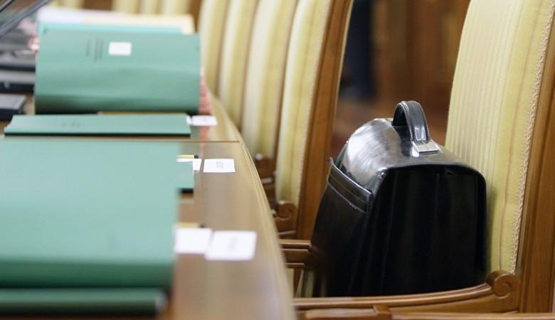 Врио главы Хакасии Развожаев провел первое совещание с членами правительства республики